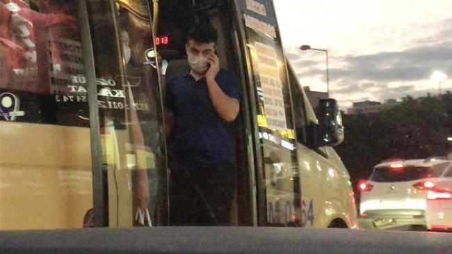 Bu duyarsız ve sorumsuz minibüsçülere sadece para cezası yetmez!