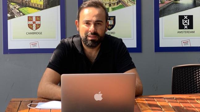 """Eğitimci Yazar Ömer Şahan, """"Ders çalışma programı nasıl yapılır?"""""""
