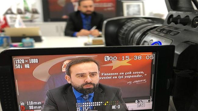 Eğitimci-Yazar Ömer Şahan, YKS'ye hazırlanan öğrencilere bilgiler verdi