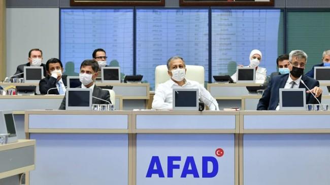 İstanbul Filyasyon Kurulu, 4. kez toplandı