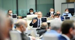 İstanbul'da üst düzey toplantı