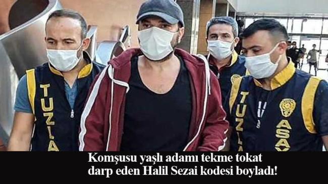 Maganda Halil Sezai tutuklandı!