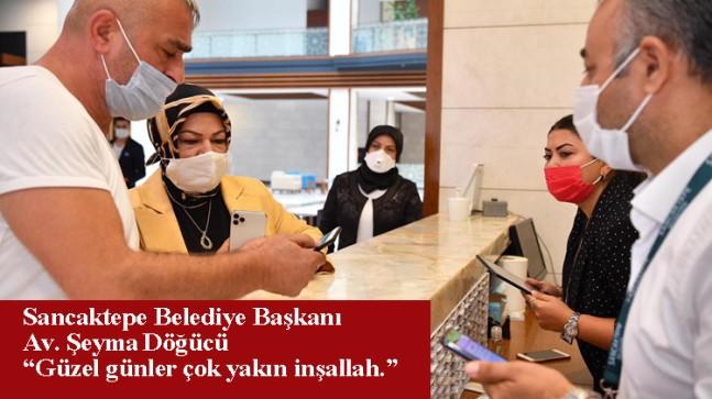 Sancaktepe Belediyesi'nde 'HES KODU' uygulamasına geçildi
