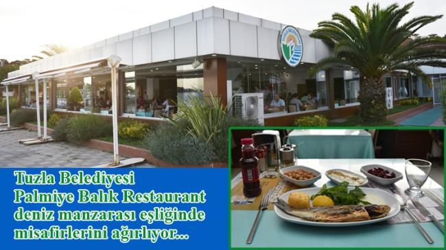 Tuzla'da gidilmeye değer balık restaurant