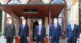 Yavuz Sultan Selim Han, kabri başında dualarla anıldı