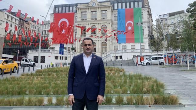 """Başkan Yıldız, """"Karabağ'da okunan ezanı burada dinledik"""""""