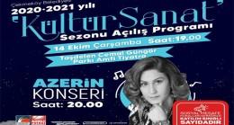 Azerbaycanlı Azerin Çekmeköy'de