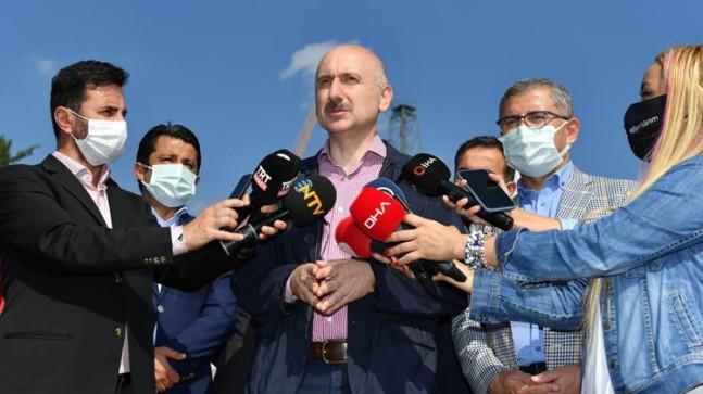 """Bakan Karaismailoğlu: """"Çamlıca Tepesi gerçek hüviyetine kavuşacak"""""""