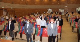 Çekmeköy Belediye Meclisi'nden Azerbaycan'a kardeş desteği