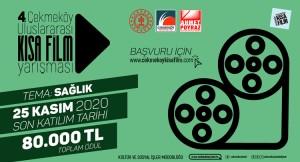 Çekmeköy Uluslararası Kısa Film Yarışması'na başvurular başladı