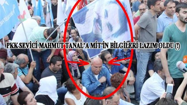 CHP'li Mahmut Tanal, bütçeyi bahane ederek MİT'in bilgilerini istedi!