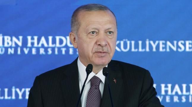 """Erdoğan, """"Değişim sıradan müfredat tadilatından ziyade topyekun eğitim-öğretim reformu gerektirir"""""""