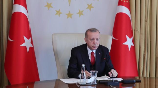 Cumhurbaşkanı Erdoğan, Ermenistan'ı çok sert bir dille eleştirdi