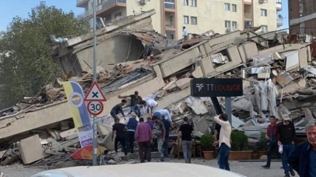 Depremde can kaybımız 37'ye yükseldi