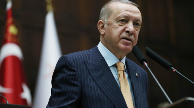 """Erdoğan, """"Müslümandan terörist olmaz, teröristten de Müslüman olmaz"""""""
