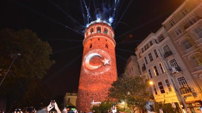 Galata Kulesi, yeniden ziyaretçilere açıldı