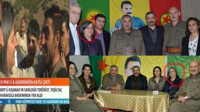 HDPKK'lı Gültan Kışanak tutuklandı