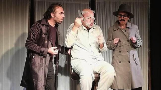 İBB, PKK seviciliği yüzünü Şehir Tiyatroları'nda göstermeye başladı!