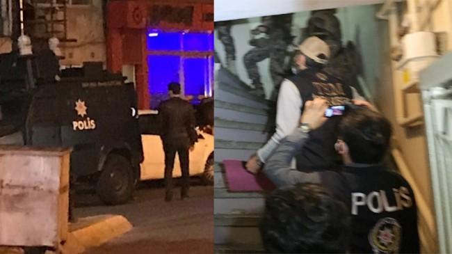İstanbul polisi teröre nefes aldırmıyor