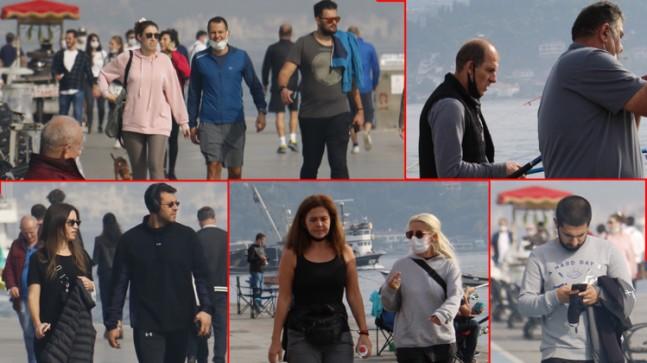 İstanbul sahillerinde kural mural yok!