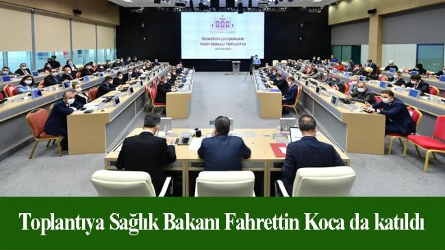 İstanbul'da 11. Filyasyon toplantısı