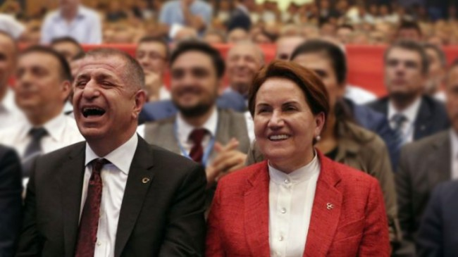 İYİ Parti'de il başkanını FETÖ'cu diye açıklayan Ümit Özdağ'a saldırılar artıyor!