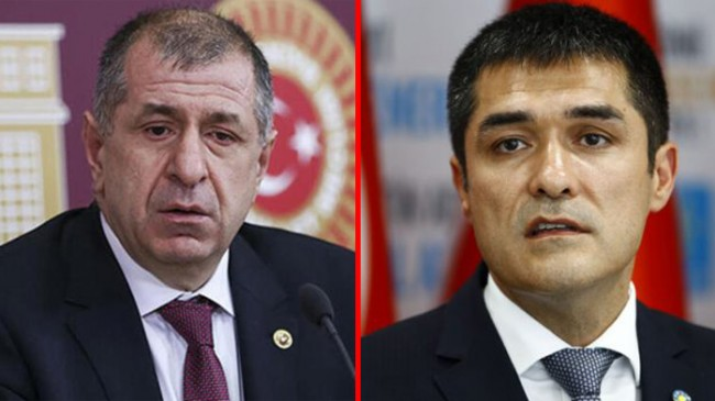 İyi Parti'li Özdağ, partisinin İstanbul İl Başkanı Kavuncu'yu FETÖ'cu ilan etti!