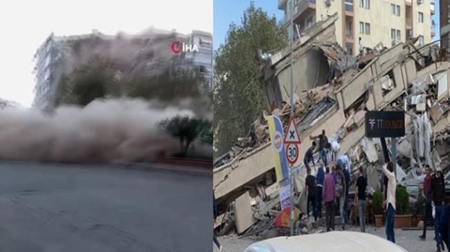 İzmir depreminde can kaybı çoğalıyor