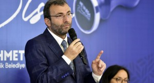 Pendik Belediye Başkanı Ahmet Cin'in hedefi İstanbul'da birinci olmak