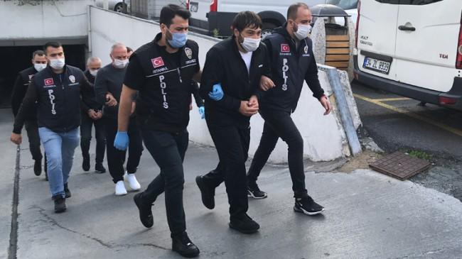 Rus mafya lideri İstanbul'da yakalandı