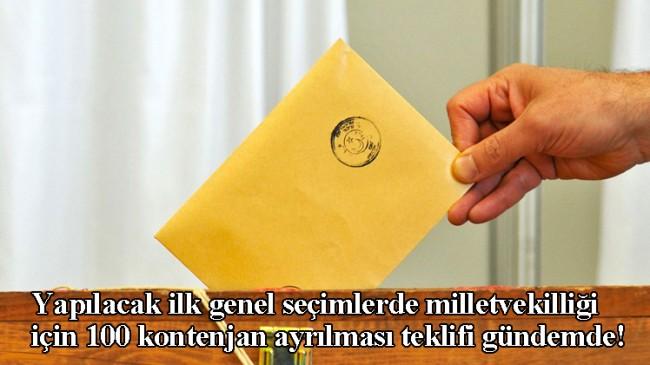 Seçimlerde VIP milletvekilliği gündemde!