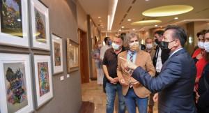Tuzla'da Yunus Emre adına özel sergi