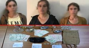 Tuzla'nın hırsız kadınları tutuklandı