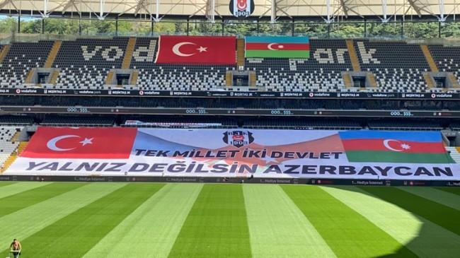 Yalnız değilsin Azerbaycan
