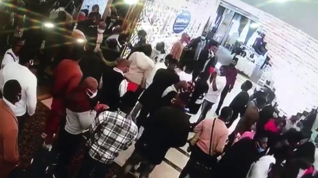 Afrikalılardan korona 'Ayin'i (!)