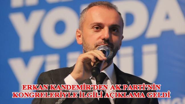 AK Parti kongrelerine ara veriliyor