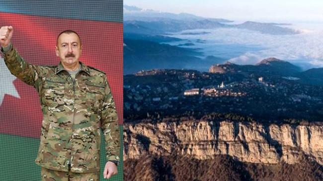 Azerbaycan Ordusu, Şuşa'yı geri aldı