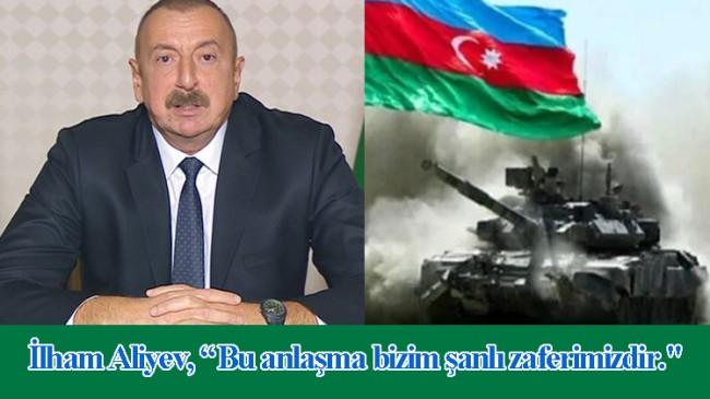 Azerbaycan'ın Dağlık Karabağ zaferi
