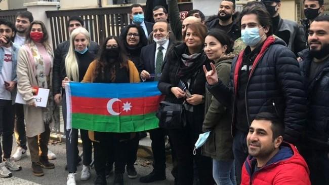 """Bağış, """"Azerbaycan ile dost değil kardeşiz!"""""""