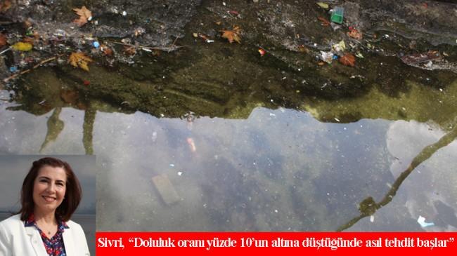 Barajlardaki suyun kalitesi tartışılıyor!