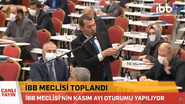 Başkan Arısoy, Ekrem İmamoğlu'na cevaplaması için sorular sordu