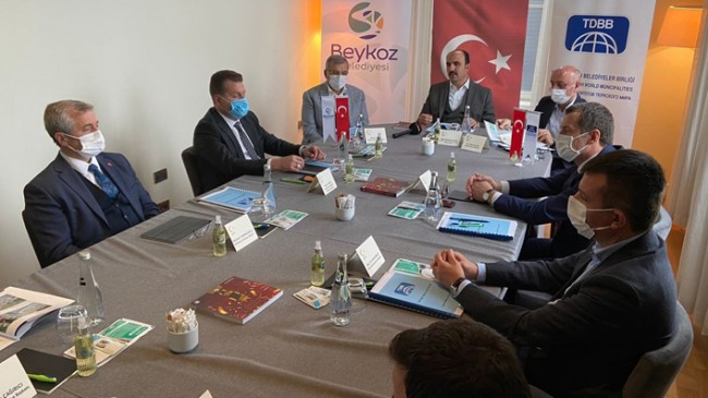 Beykoz Belediyesi, Türk Dünyası Belediyeler Birliği'ne ev sahibi oldu