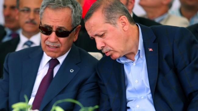 """Bülent Arınç, """"Sayın Cumhurbaşkanı çok ağır bir konuşma yaptı. Rencide oldum"""""""