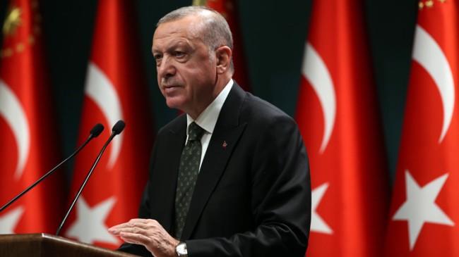 Cumhurbaşkanı Erdoğan, alınan koronavirüs önlemlerini açıkladı