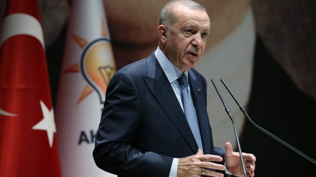 Erdoğan, il başkanları toplantısında önemli açıklamalarda bulundu