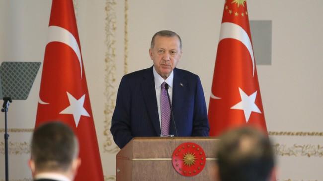 """Cumhurbaşkanı Erdoğan, """"Yasin Börü ve Kürtlerin ellerinde kanı olan adamları başımıza çıkarıyorsunuz'"""