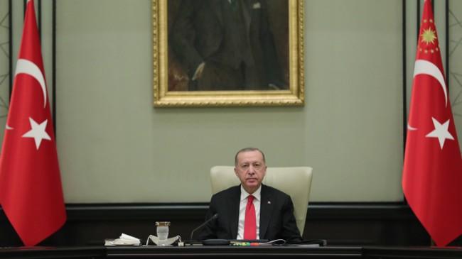 Erdoğan önemli açıklamalar yaptı