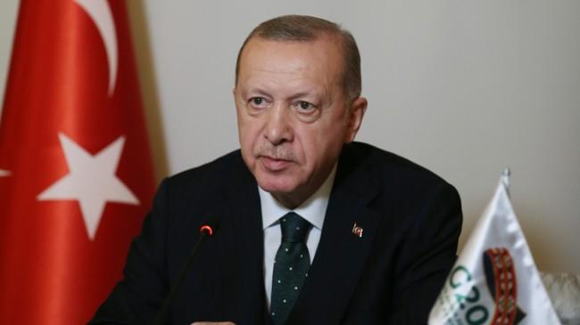 """Erdoğan, """"Suriye'de DEAŞ'la göğüs göğüse çarpışan tek NATO ülkesiyiz"""""""