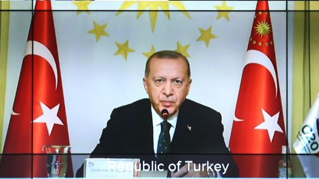 Erdoğan'dan G20 zirvesi paylaşımı