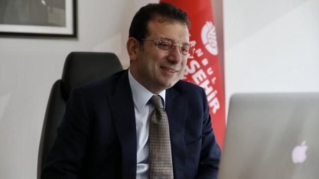 İBB Başkanı İmamoğlu'ndan İstanbul'daki koronavirüs artışlarına çözüm